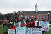 Bangladeshi students of University of Louisiana at Lafayette
