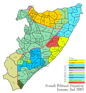 2007 in Somalia - Image: Somali land 2007 01 02