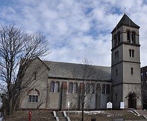 First Universalist Church (Somerville, Massachusetts) - Image: Somerville MA First Universalist Church