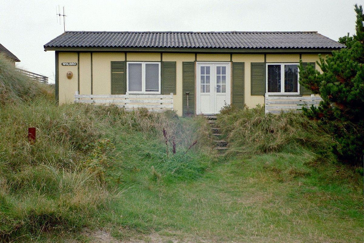 Sommerhus - Wikipedia, den frie encyklopædi