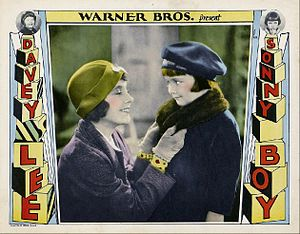 Sonny Boy (1929 film) - original lobby card