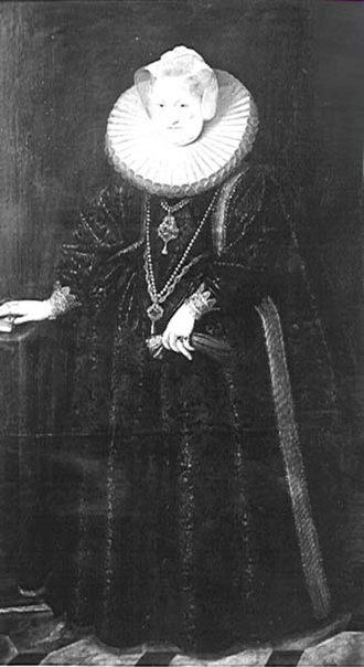 Sophie of Brandenburg - Sophie, Electress of Saxony