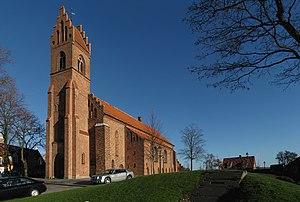 Sorte broedre kirke viborg 2007-11-10