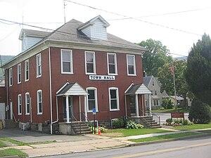 South Williamsport, Pennsylvania - Borough hall