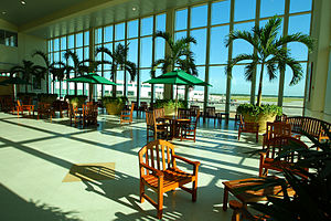 Southwest Florida International Airport - East Atrium