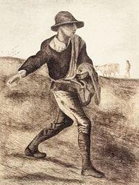 Sower (after Millet, 1881) - My Dream.jpg