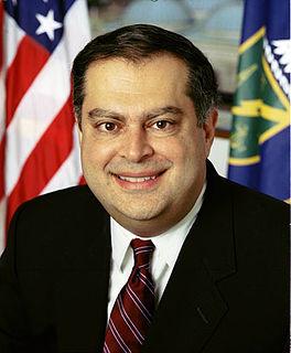 Spencer Abraham United States Senator & Secretary of Energy