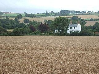 Spennithorne Village and civil parish in North Yorkshire, England