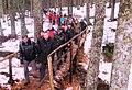 Spominska komemoracija ob obletnici padca Pohorskega bataljona na Osankarici 01.JPG