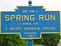 Spring Run Keystone Marker FranCo PA.JPG