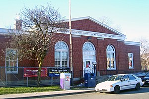 Spring Valley, New York - U.S. Post Office, Spring Valley, NY, USA