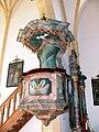 St.Martin im Tennengebirge - Kirche Kanzel.jpg