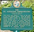 St. Augustine Amphitheatre historical Marker.jpg