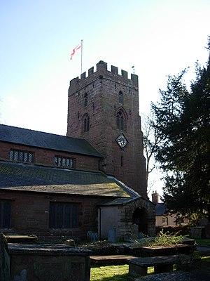 Farndon, Cheshire - St Chad's Church