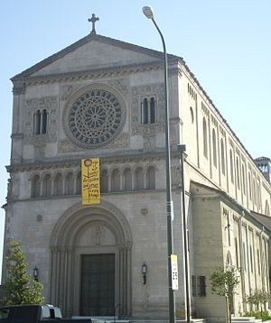 St. John's Cathedral (Los Angeles)