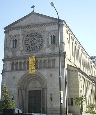 St. John's Cathedral (Los Angeles) - Image: St. John's Episcopal Church, Los Angeles