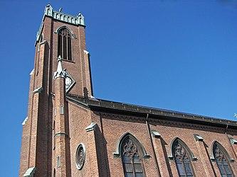 St. Peter's Church in Troy, New York.jpg