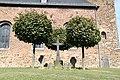 St. Walburga Gelsdorf, Südseite, Alter Friedhof.jpg