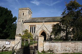 Waterstock village and civil parish in South Oxfordshire district, Oxfordshire, England