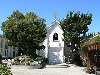St. Pauls Episcopal Church (Walnut Creek, California) Church in Walnut Creek, California