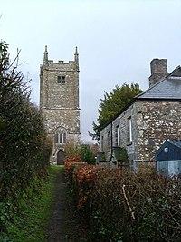 St Andrew's church, Coryton - geograph.org.uk - 316957.jpg