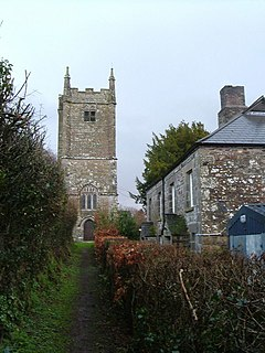 St Andrew's church, Coryton - geograph.org.uk - 316957.jpg