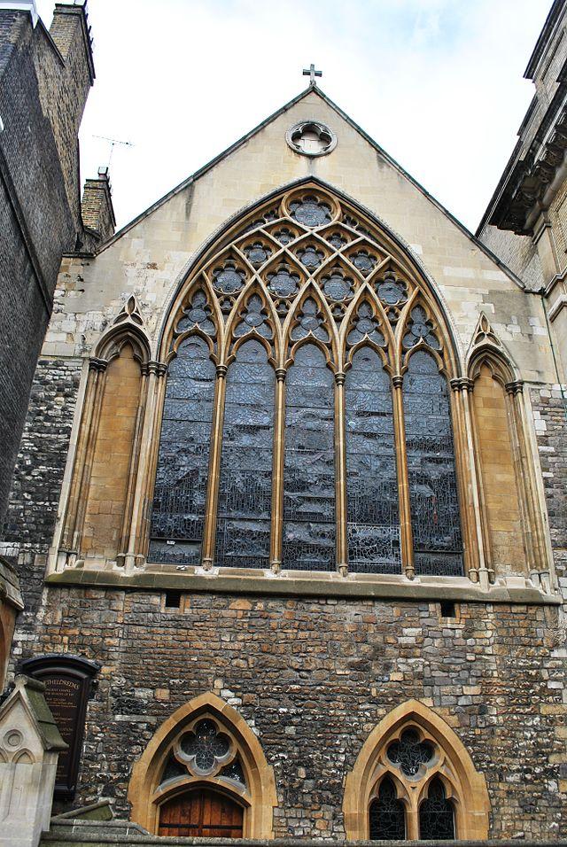 St Etheldreda's Church