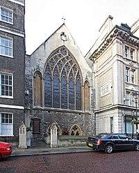 St Etheldreda, Ely Place, London EC1 - geograph.org.uk - 1613276.jpg