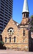 St Francis Xavier Church, Mackenzie Street, North Sydney, New South Wales, Sydney - Wiki0156