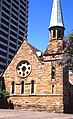 St Francis Xavier Church, Mackenzie Street, North Sydney, New South Wales, Sydney - Wiki0156.jpg