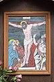 St Georgen bei Salzburg - Stierlingwald - Kreuzweg-Station 12-2 - 2020 03 02.jpg