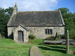 St James' Church, Midhopestones - Image: St James church, Midhopestones