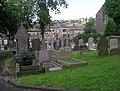 St John's Graveyard - Church Street, Golcar - geograph.org.uk - 920841.jpg