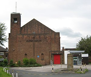 Belle Isle, Leeds - St. John and St. Barnabas Church