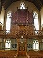 St Joseph's Catholic Church, Ansdell, Organ - geograph.org.uk - 1148125.jpg
