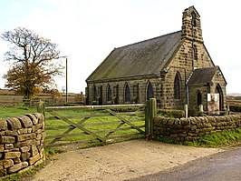 St Lawrence Church, Shottle, Derbyshire (geograph 285173).jpg