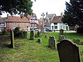 St Martin's Church, Herne, Kent - War Memorial - geograph.org.uk - 857986.jpg