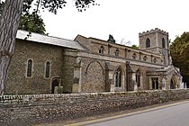 St Mary's Church, Sawston.JPG