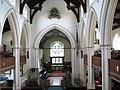 St Mary's church, Wimbledon, interior - geograph.org.uk - 1941164.jpg