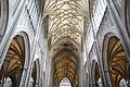 St Mary Redcliffe ceiling 3.JPG