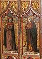 St Michael's church - screen detail - geograph.org.uk - 818614.jpg