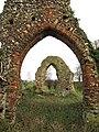 St Saviour's church - view east through the chancel arch - geograph.org.uk - 1632535.jpg