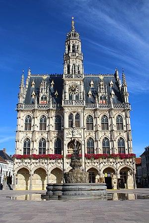 Oudenaarde Town Hall Wikipedia