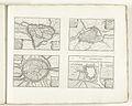Stadsplan, Gent, Brugge, Aalst, Oostende, Pieter Mortier.jpg
