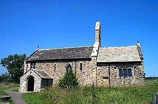 St Marys Church, Stainburn Church in North Yorkshire, England