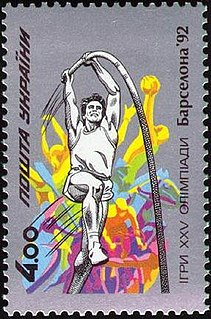Athletics at the 1992 Summer Olympics – Mens pole vault