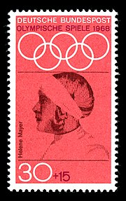 Stamps of Germany (BRD) 1968, MiNr 564