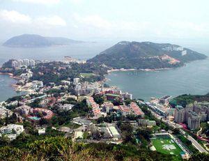 Stanley, Hong Kong - Image: Stanley Peninsula