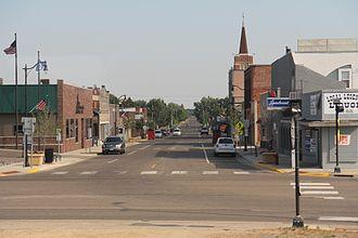 Staples, Minnesota - Downtown Staples