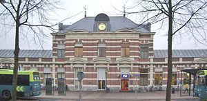 Hoorn railway station - Image: Station hoorn (2006)